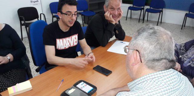 APROPADIS 2.0 cierra un nuevo mes de formación, captación de recursos y encuentros institucionales