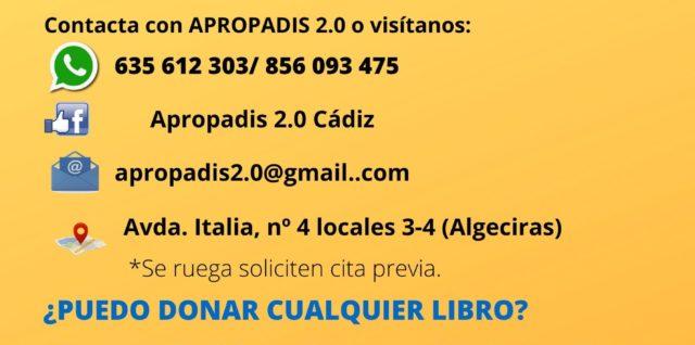 Reactivamos nuestra RECOGIDA DE LIBROS y otras iniciativas